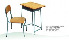 A-012  Desk&chair for