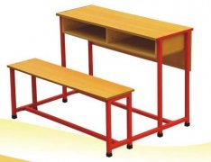 2-persons desk&chair
